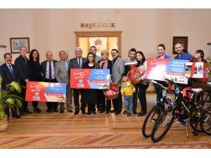 Muğla Büyükşehir'in Sevgililer Günü yarışması sonuçlandı