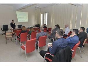 KMÜ'de Aday Memurların Temel Eğitimleri Tamamlandı
