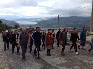 Beydağ'da Doğa Yürüyüşü