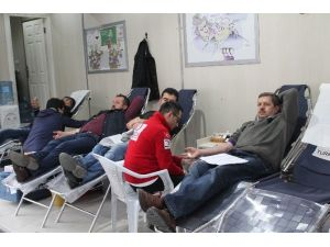 Tosya'da Kan Bağışında Rekor