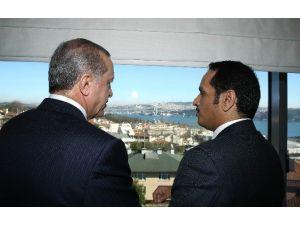 Cumhurbaşkanı Erdoğan İkili Görüşmeler Gerçekleştirdi