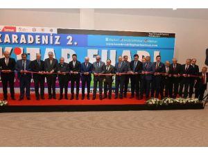 Karadeniz 2. Kitap Fuarı Açıldı