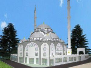 Koyulhisar'a Bin 500 Kişilik Camii Yapılacak