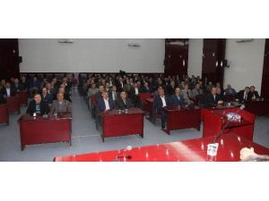 Yozgat Köylere Hizmet Götürme Birliği Seçimleri Yapıldı