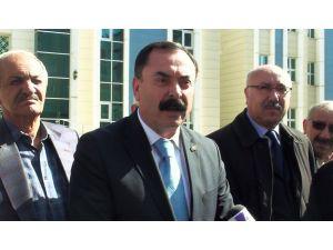 Kırşehir'de CHP'nin 17-25 Aralık pankartına ceza