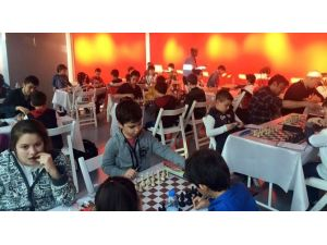 Rotary'den Satranç Turnuvası