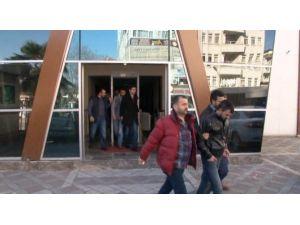 Kocaeli'de 4 Kişilik Hırsızlık Çetesi Yakalandı