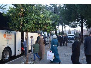 Suriyeli dilencilerden 92'si Düziçi kampına gönderildi