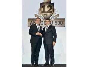 Boydak Holding, Anadolu 500'e en çok şirket gönderen grupta birinci