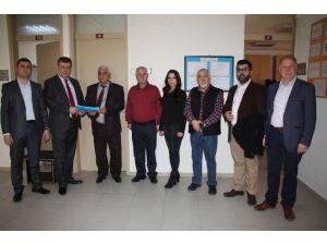 Balkan Gazeteciler Federasyonu Edirne'de Kuruldu