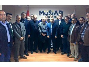 Bandırma'da MÜSİAD Bandırma Şubesi İstişare Toplantısı Yapıldı
