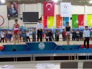 Jimnastikte Türkiye Finaline Katılacak