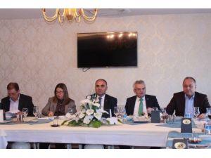 Kuzka Yönetim Kurulu Toplantısı, Kastamonu'da Yapıldı