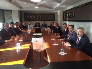 TFF'de temsilciler kurulu değerlendirme toplantısı yapıldı