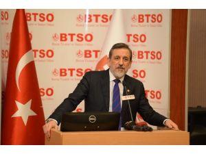 BTSO, Üyelerini Finansal Risklere Dayanıklı Hale Getirecek
