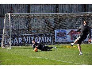 Gaziantepspor, Galatasaray Maçı Hazırlıklarına Başladı