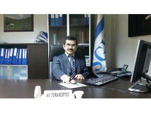 Kızılcahamam SGK Müdürü Ali Turançiftçi, Sosyal Güvenlik Merkez Müdürleri Derneği Başkan Yardımcısı Oldu