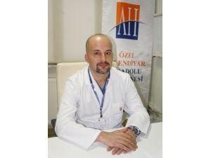 Özel Kastamonu İsfendiyar Anadolu Hastanesi Genel Cerrahi Uzmanı Op. Dr. Hasan Serdar Bozkurt: