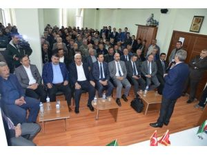 Kayseri Şeker, Şeker Oranını Yükseltmek İçin Çiftçi Eğitim Seferberliğini Sivas'tan Başlattı