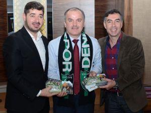 Pamukkale Belediyesi'nden Denizlispor'a Destek