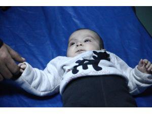 Suriyeli Çocuklar Adana'da Tedavi Altına Alındı