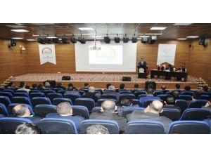Van'da Esnafı Bilgilendirme Toplantısı