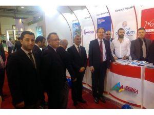 SERKA, Tahran'da Serhat İllerini Tanıttı