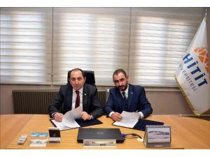 Hitit Üniversitesi Ve Genç MÜSİAD Arasında Protokol
