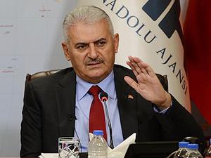 Ulaştırma, Denizcilik ve Haberleşme Bakanı Yıldırım: İstikrarın tek adresi başkanlıktır