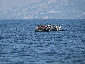 IOM: Bu yıl 110 bin sığınmacı deniz yoluyla Avrupa'ya ulaştı