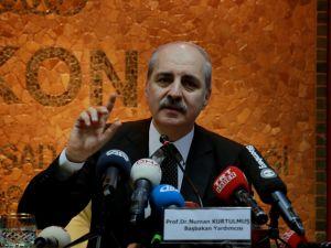 Kurtulmuş: (HDP milletvekiline) Bu açıkça hainle işbirliği yapmaktır