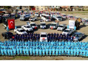Dulkadiroğlu'nun Temizlik Ordusu Yaza Hazır