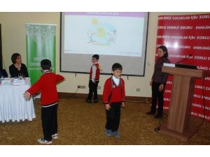 'Enerjimiz Çocuklar İçin' projesi tanıtıldı