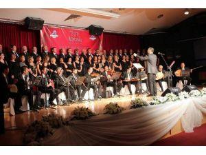 Asev Tsm Korosu 'Ödüllü Şarkılar' İle Müzik Ziyafeti Sunacak