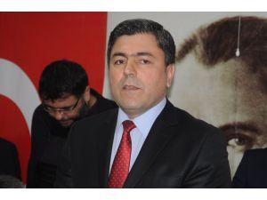 Tunceli AK Parti il teşkilatı genel merkezin isteğiyle istifa etti