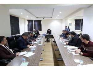 Ukome Şubat Ayı Toplantısı Yapıldı