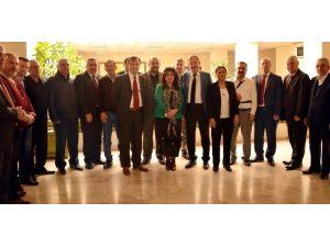 Arap Aleviler, Kültür Merkezi İçin Eş Başkanlardan Destek İstediler