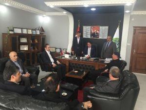 Erzurum İli Damızlık Koyun - Keçi Yetiştiriciler Birliği 1. Bilgilendirme Toplantısı