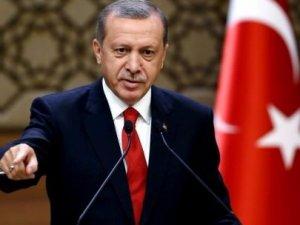 Erdoğan 21. Muhtarlar buluşmasında konuşuyor