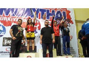 Aydın, Muaythai Türkiye Şampiyonasına Damga Vurdu