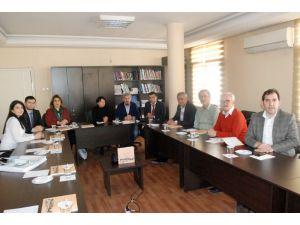 Türkiye Kent Konseyleri Birliği Yönetim Kurulu Toplantısı Adana'da yapıldı
