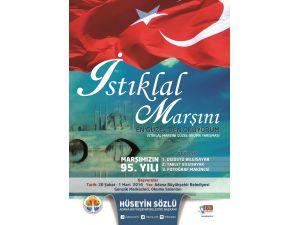 Büyükşehir, İstiklal Marşı'nı en güzel okuma yarışması düzenliyor