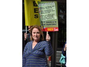 Vergi Haftası'nda vergi adaletsizliğini protesto ettiler