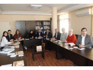 Türkiye Kent Konseyleri Birliği Yönetim Kurulu Toplantısı