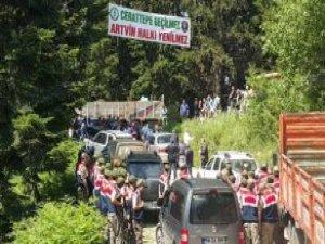 Cerattepe'de Bomba Karar! Maden Şirketinin Faaliyetleri Durduruldu