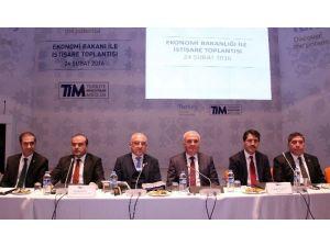 TİM Başkanı Büyükekşi Faizleri Artırmayan Ppk'nın Kararını Olumlu Buldu