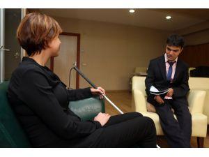 Yenimahalle Belediyesi, engelli çalışanlarının memnuniyet durumunu ölçtü