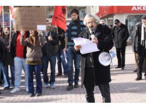 ÖDP'li Şenol: Cerattepe'de, direnen Artvin halkı kazanacak