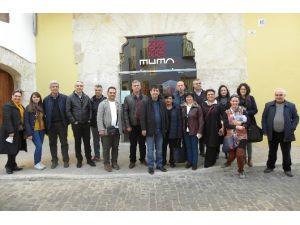 Alaçam Halk Eğitimi Merkezi Ekibi İspanya'dan Döndü