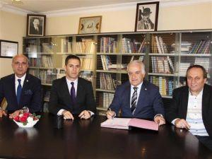 Ytso Ve İş-kur Arasında İş Birliği Protokolü İmzalandı
